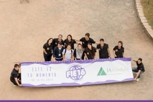 1 Leandro Garrido y Aldana Giunto de Córdoba participaron becados por La Voz del Interior